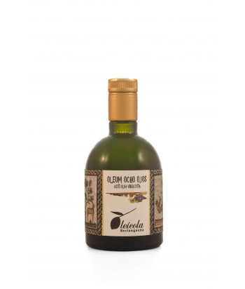 Aceite de Oliva Virgen Extra 10x500ml Oleum Ocho Ojos Pico Limón Monovarietal