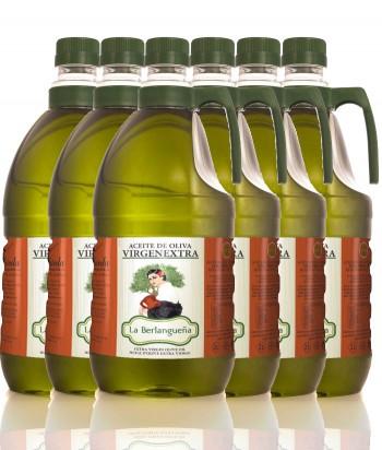 Aceite de Oliva Virgen Extra 4x5L. Variedad Pico Limón